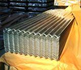0.125-0.5mmの主な波形の電流を通された屋根を付けるシート