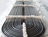 Tubo del acero de la curva en U
