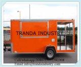Caffè Van dei Mobiles di Remorque Caravane dello spuntino