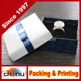 Напечатанная таможней роскошная коробка ювелирных изделий (140002)