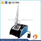 Machine de décapage laser à laser fractionnelle portable pour salon