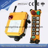 中国の製造者! Wireless Remote Control F24-10dのHoist 20t Wire Rope Electric Hoist Craneに動力を与えなさい