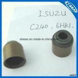 Guarnizione del gambo di valvola di Isuzu C240 6HK1 4HK1 con il materiale di FKM NBR