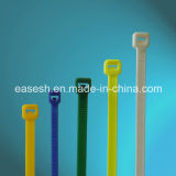 Serres-câble en nylon auto-bloqueurs approuvés d'UL pour l'industrie d'éclairage de DEL