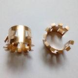 Kundenspezifisches Metall, das Teile für Verbinder stempelt