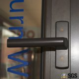 Профиля пролома высокого качества окно наклона & поворота термально алюминиевого внутренное, алюминиевое окно, окно K04009