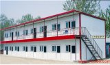 Huizen van de Woningbouw van het Bureau van de container de Modulaire