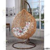 Вися корзина, стул качания, мебель сада (JJ-551)