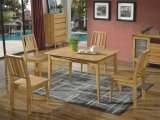 عرضيّ خارجيّة [سليد ووود] طاولة