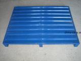 Pálete de aço personalizada para a cremalheira do armazenamento