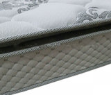寝室Furnitureのための薄いPillow Top Pocket Spring Mattress