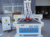 3D Snijdende CNC van het Ontwerp van de Deur van het Houtsnijwerk Machine
