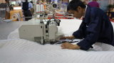 Mattress Zipper MachineのためのジッパーMattress Stitch Machine Station