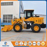 1.8 carregador pequeno da roda da exploração agrícola de Payloader Mr926 da tonelada com acessórios