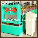 색깔 기계 (AF-D800)를 형성하는 강철 갑판 지면 롤