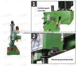 Машинное оборудование Zq3040*10 механически радиальной рукоятки машины сверла радиальной Drilling