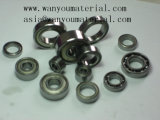 Rodamiento de bolitas de la alta precisión 6208 para la maquinaria industrial