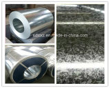 Alta qualidade (0.13--1.3mm) Bobina de aço galvanizada revestida zinco do soldado