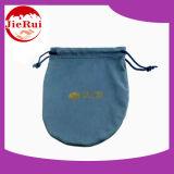 卸し売り柔らかい袋のドローストリング袋、カスタムロゴのサングラスの袋