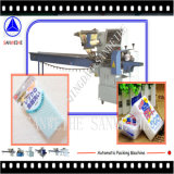Máquina de embalagem automática de espuma de lavagem de alta velocidade horizontal Swsf-450