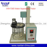 Petroleum OilsおよびSynthetic Fluidsのための自動Water Separability Tester