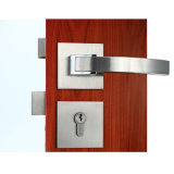 Leverset con Single Cylinder Deadbolt Combo Pack Featuring Smartkey
