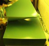 Plaque de picoseconde de couleur verte