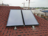 Riscaldatore di acqua solare dello schermo piatto