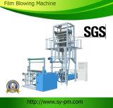 회전하는 놓인 맨 위 필름 압출기 기계를 정지하십시오 (SJ-60)