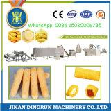 inflación de la máquina del alimento de bocados del maíz