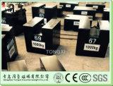 La prova d'acciaio standard del ghisa OIML appesantisce il fornitore