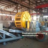 Qishengyuan que projeta o pneu Waste automático que recicl a linha/pó de borracha que faz a linha