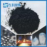 Onlineeinkaufen-seltene Massen-Geschäftpraseodymium-Oxid-schwarzes Puder