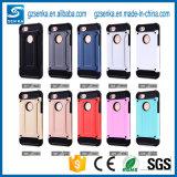 Cas antichoc dur de téléphone mobile de 5 pouces de Sgp de marchandises générales de détaillants pour l'iPhone 7 /7 plus