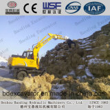 Cargador 9ton del registro del cargador de la caña de azúcar de Shandong Baoding