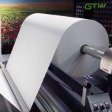 Papier de transfert sec rapide de sublimation du roulis enorme 100GSM avec la qualité grande