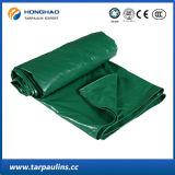 Encerado impermeável revestido resistente/encerado do PVC para a tampa