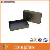 Rectángulo de desplazamiento de papel del cajón del regalo del conjunto de la joyería