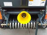Baler сена трактора машины фермы тюкуя управляемый Pto миниый круглый для рынка США