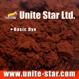 Tintes básicos puros Brown solvente 41 del 100% para el colorante del papel carbón, tinta de la pluma de bola, tinta de impresión, color de seda