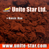 Tintes básicos (Brown solvente 41) para el colorante del papel carbón