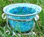 Mosaik-Glas-Kerze-Halter 93059-4