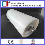 Roller Belt Conveyor Idler polietileno de alta densidad para la Minería