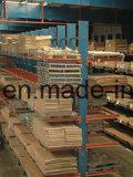 Cremalheira Cantilever resistente do armazém para artigos longos