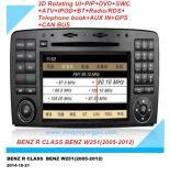 Автомобиль DVD-с 3D DVD GPS-Может Автобус для Мерседес Benz