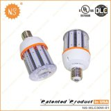 Luz superior do borne do diodo emissor de luz do UL Dlc Lm79 4500lm IP64 E27 E40 30W