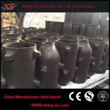 Boquillas del horno del silicio del material refractario
