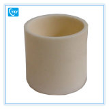 Crogioli di ceramica refrattari dell'alta allumina a temperatura elevata di 99%
