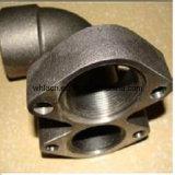 Pièce de machines de bâti de précision d'acier inoxydable d'Invesment (pièces de usinage)