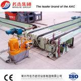 L'isolation thermique du bloc AAC de limette de sable du matériau de construction AAC volant la machine de bloc de cendres